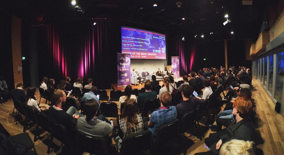 Fast Forward Keynote – Convergence & The Future of the Music Industry